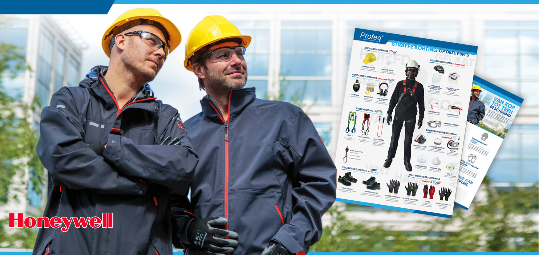 Shop <br/><br/>PROTECTED<br/>FROM HEAD<br/>TO TOE - #Discover our PPE solutions