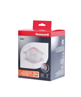 Honeywell Premium 5321 PSS 5PCS